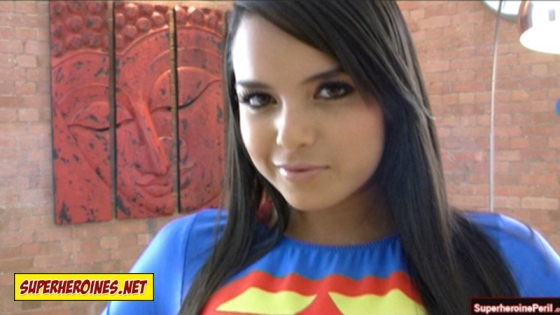 Adults only Superheroine Peril has released a new video titled, Superheroin