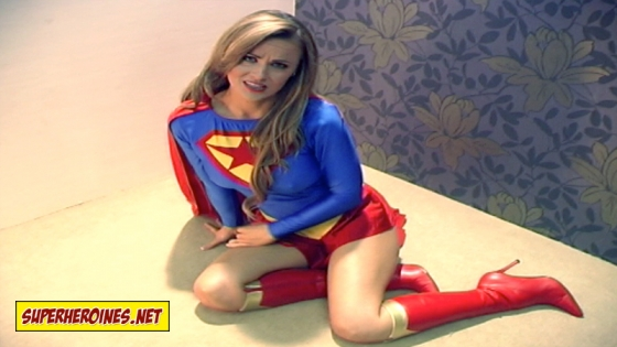 Supergirl is betting for mercy