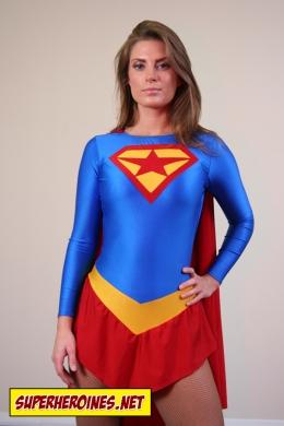 Supergirl Georgie Rawlings