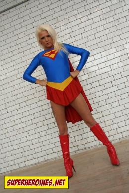 Simone Toon as Supergirl