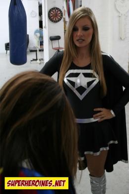 Tanya Millar as the evil Dark Star